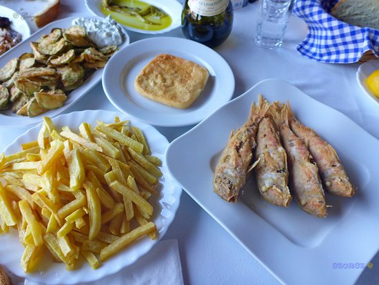 Methoni, Greece: καλό το φαγητό ,καθαρό το μαγαζί