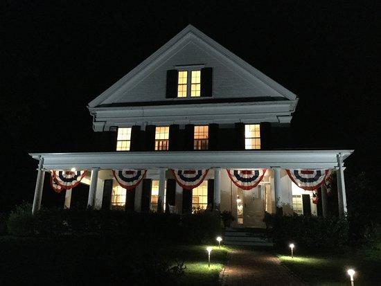 Liberty Hill Inn: Façade principale