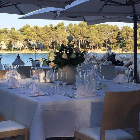 Il Moro Restaurant: birthday party
