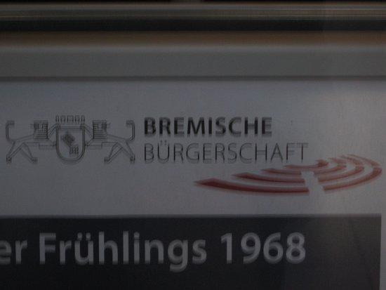 Bremische Buergerschaft: Logo