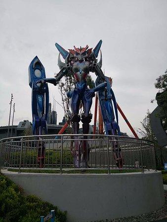 Guiyang, Kina: more Transformer