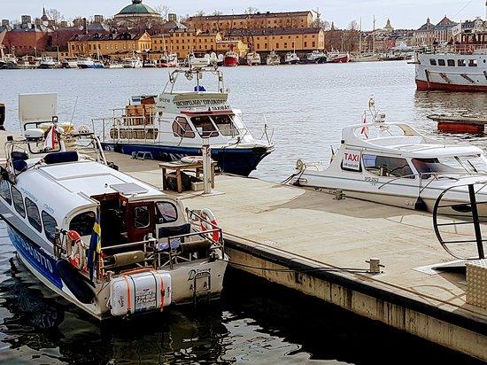 Gustafs Taxiboats & Events