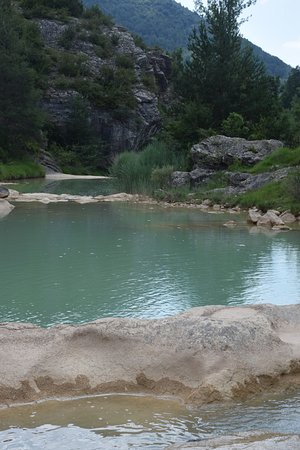 Province of Huesca, สเปน: Wandeling S-15 : Rio Balcés