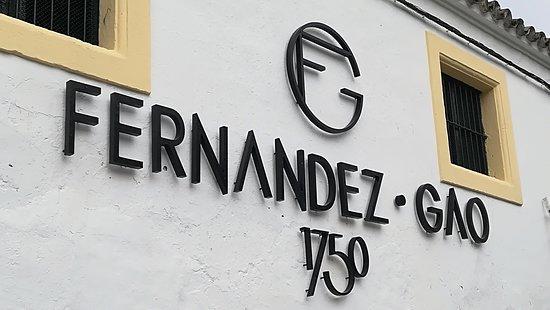 Bodegas Fernández Gao
