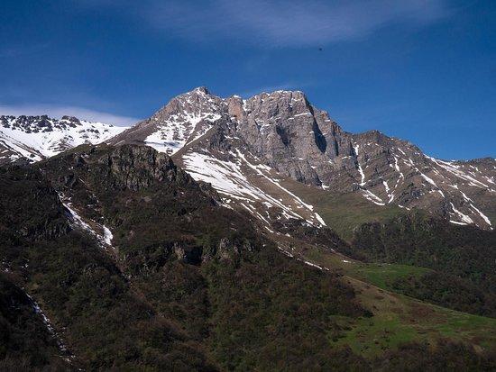 Kapan, Armenien: Mount Khustup (3,206 m)