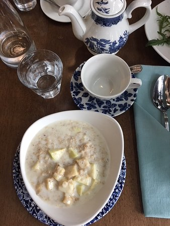 Marjanishvili 8 Coffee and Dining : Овсяная каша