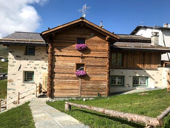 Trepalle, Италия: Struttura