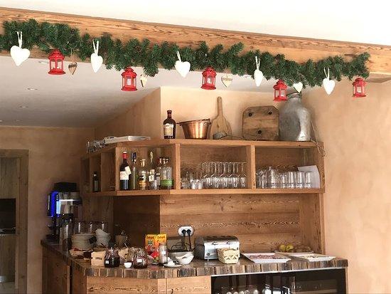 Trepalle, Италия: Sala colazione