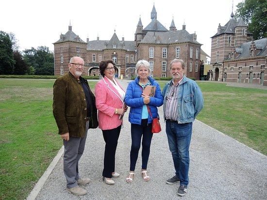 Westerlo, بلجيكا: ons bezoek aan het kasteel