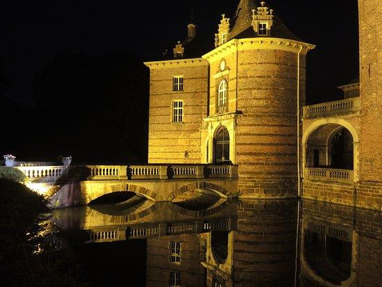 Westerlo, Belgia: foto by night