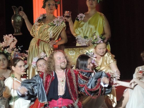 Westerlo, Belgia: Uitsnit van de geweldige musical