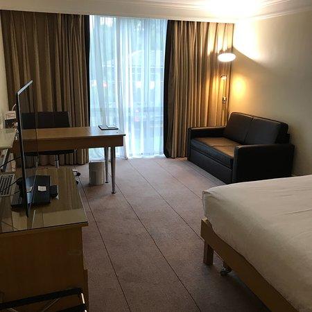 萊切斯特希爾頓酒店照片