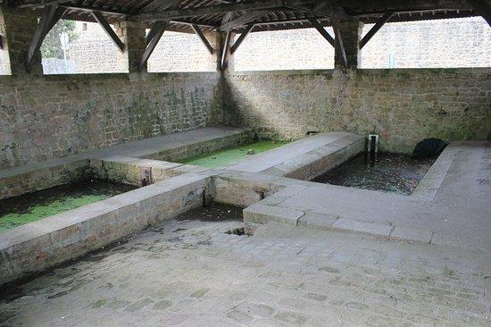 Port-Louis, Francja: lavoir