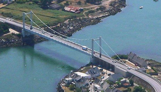 Plouhinec, France : pont