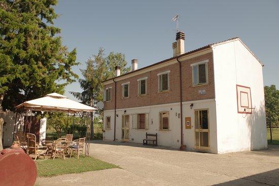 Migliarino, Italien: Ca' Tiraglio
