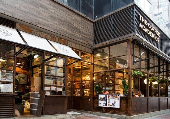 The Coffee Academics Hong Kong 38 Yiu Wa St Lamma Island Restaurant Reviews Order Online Food Delivery Tripadvisor