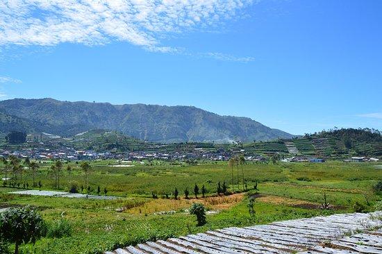 Banjarnegara, Indonésia: Telaga Balekambang Dieng
