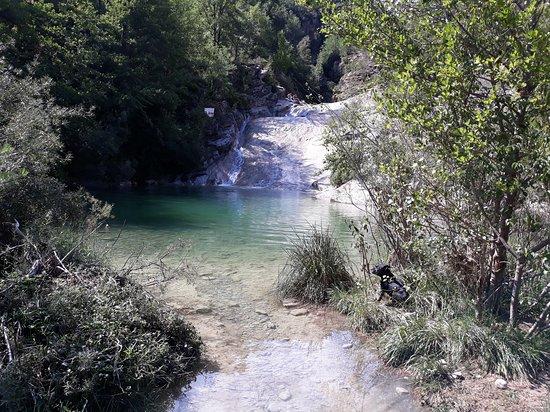 Coll de Nargó, España: poza de abajo