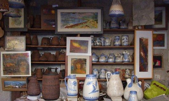 Ceramica de Santa Pau