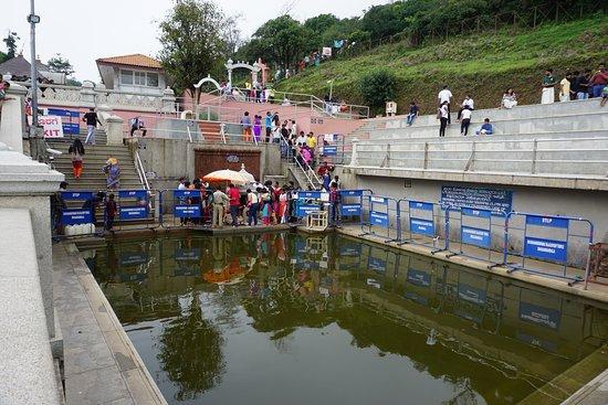Bhagamandala, Indien: Tala Kaveri water tank