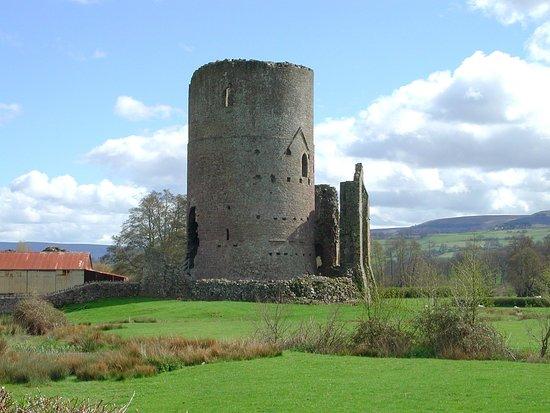 Tretower Castle & Court