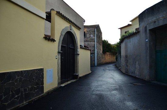 Centro storico di Sanluri
