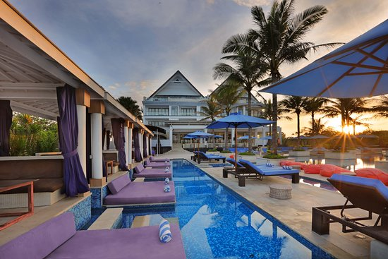 Lv8 Resort Hotel: Best sunset spot
