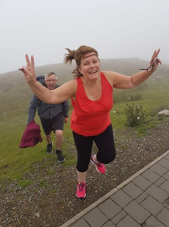 Snaefell: I finally made it to the top