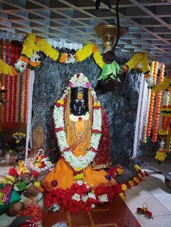 Malvan, Ινδία: Godess Sateri Devi idol