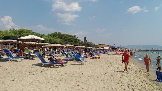 Riotorto, Italie: Sole e relax