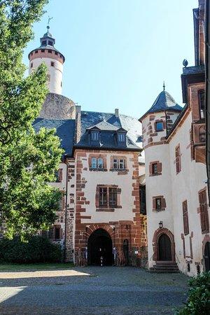 Büdingen: Schloss Büdingen