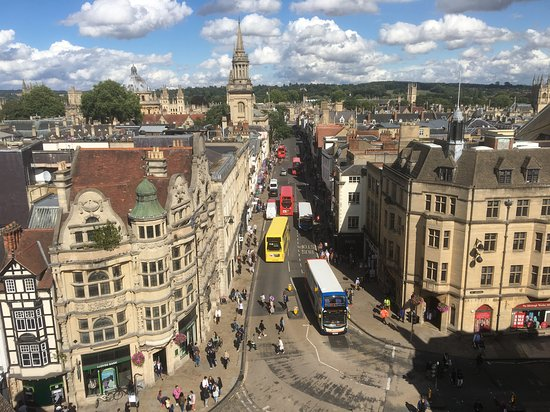 Carfax Tower Picture