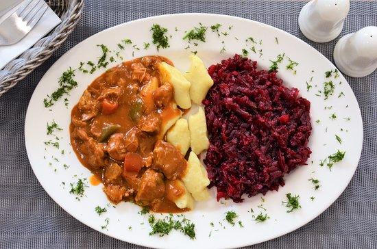 Chojnow, Πολωνία: Domowe obiady, pyszne porcje