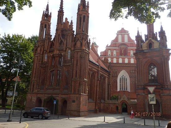 كنيسة سانت أني: Igreja de Stª Ana
