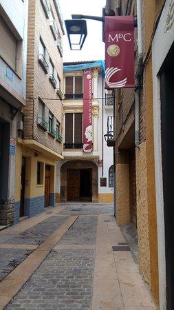 Calahorra, Испания: Acceso al museo