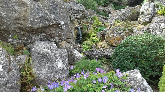 Aysgarth Edwardian Rock Garden
