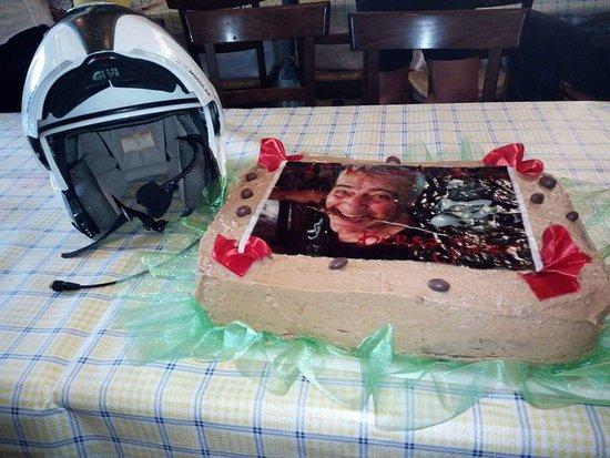 Penna Sant'Andrea, Italie: In ricordo del nostro Amico