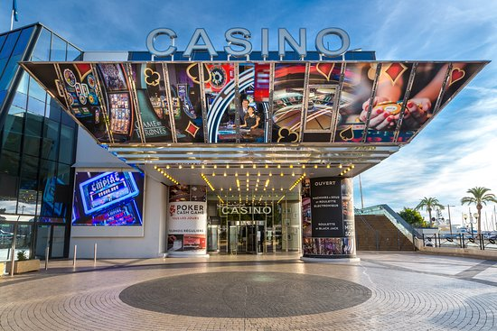 Casino Barriere Le Croisette