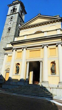Borgosesia, Италия: Chiesa dei S.S. Pietro e Paolo