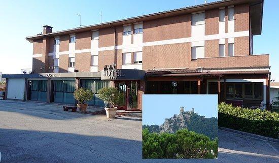 HOTEL ROSSI (San Marino/Domagnano): Prezzi 2018 e recensioni