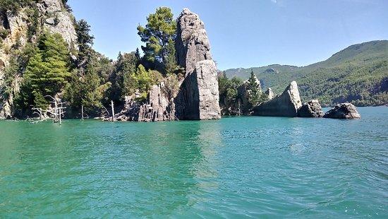Antalya Province, Turkey: Green Canyon