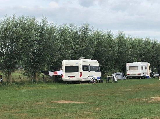 Camping de Landhoeve Lekkerland Lekdij