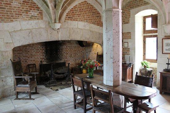 Lassay-sur-Croisne, Frankrike: ancienne cuisine
