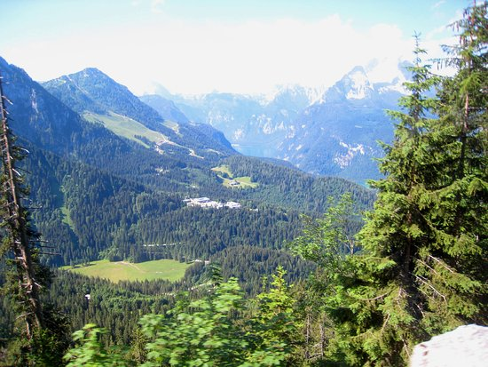 Nationalparkzentrum - Haus der Berge: Relaxed traversing