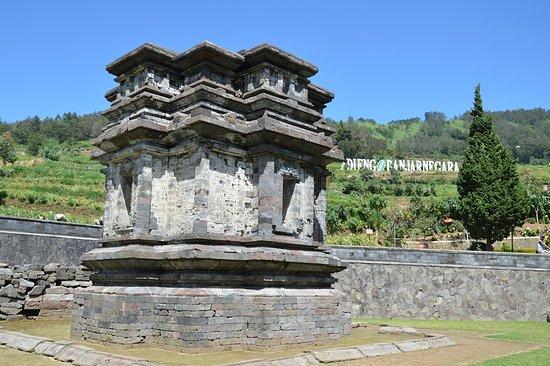 Dieng Kulon, Indonesien: Gatotkaca Temple Dieng Plateau