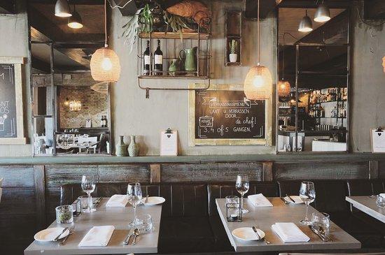 restaurant la rive hoorn