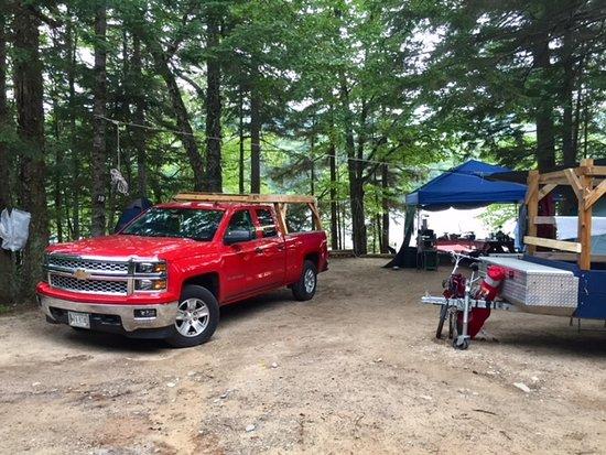Andover, Maine: Site 19
