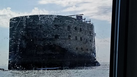 Charente-Maritime, Frankrike: Fort Boyard