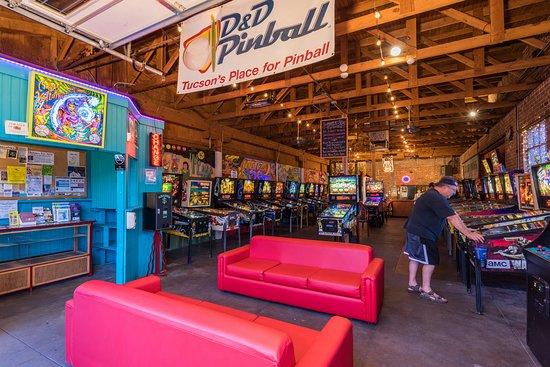 D & D Pinball