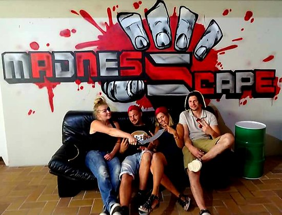 MadnesScape - Escape Game Annemasse